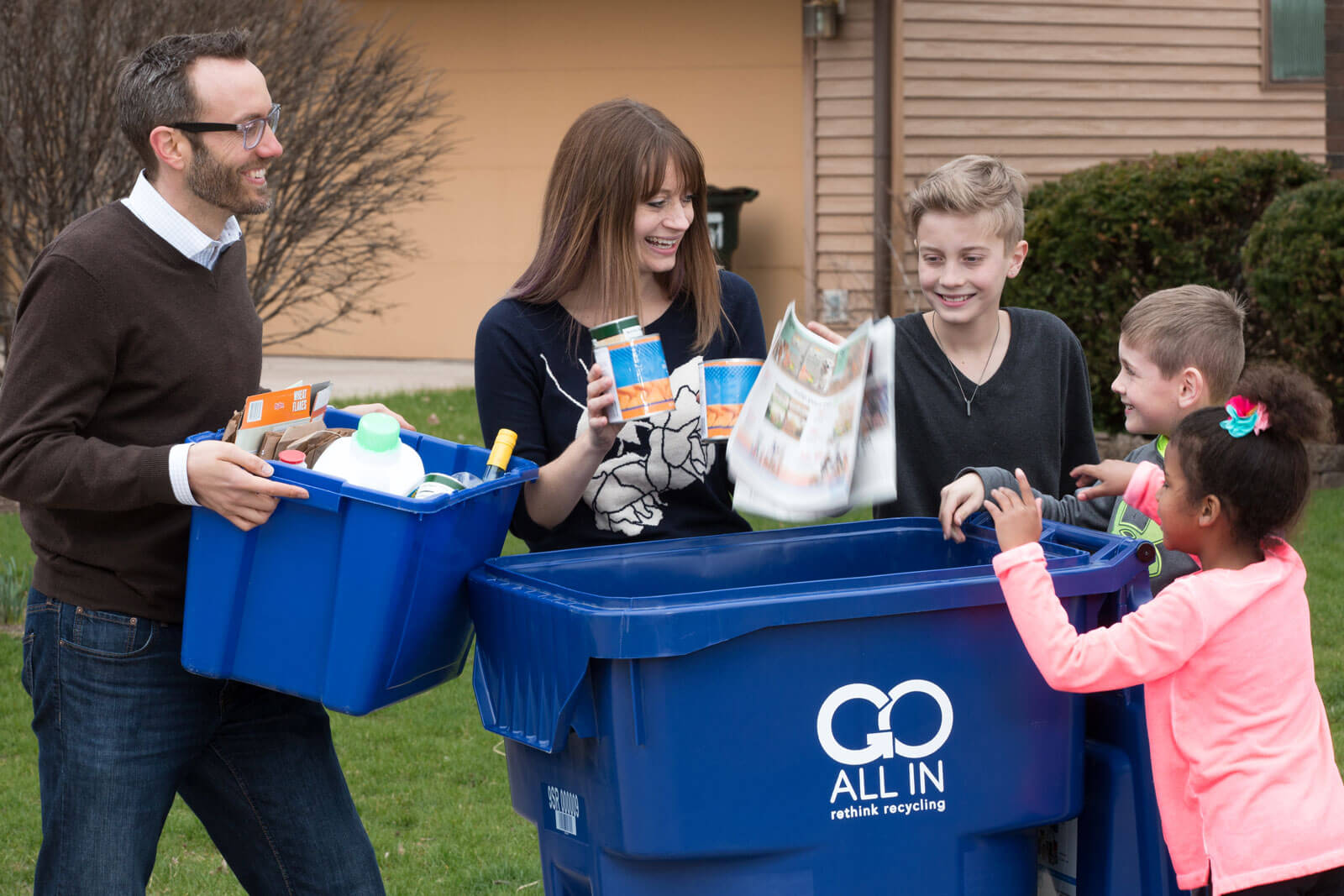 Family Recycling Recycling In Sc
